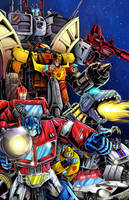 Autobots by WiL-Woods
