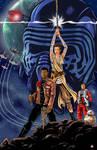 Star Wars A New Hope Awakens