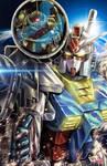 Gundam by WiL-Woods