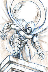 Moon Knight Commission
