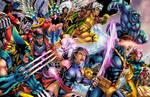 90's X-Men Color