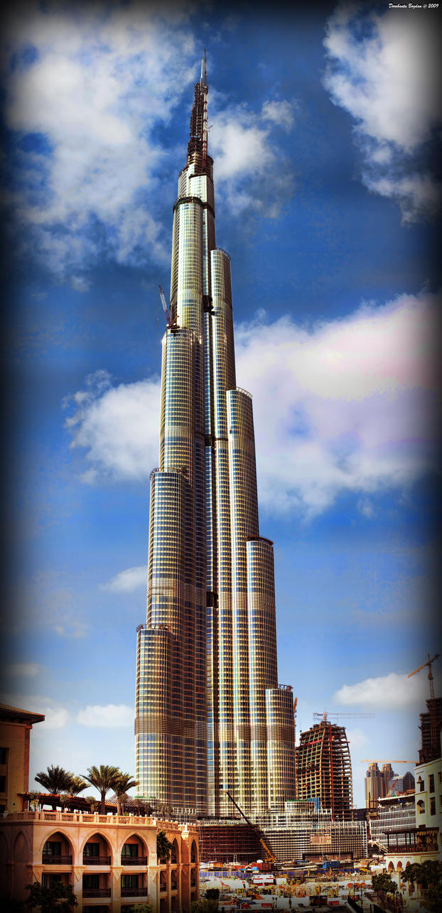 Burj Dubai by BonoArt