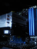 Main Rig [RAM/CPU Cooler] - April 2013 by LordReserei