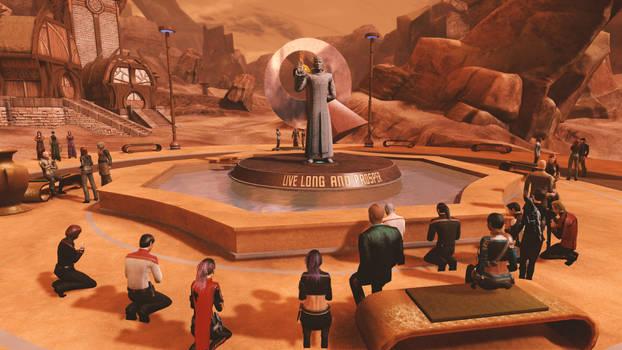 Star Trek Online|Paying Respects