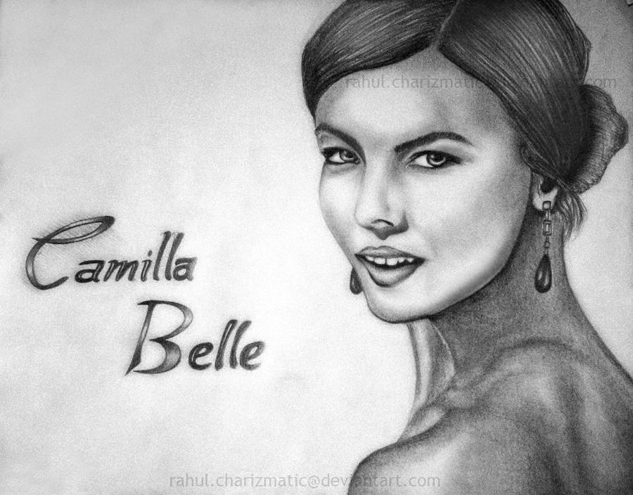 Camilla Belle By Hlcaste On Deviantart: Camilla Belle By Rahul-charizmatic On DeviantART