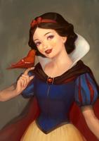 Snow White by Mireys