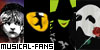 Musical Fans Icon Entry by Durnesque