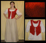 Red Vested Wench