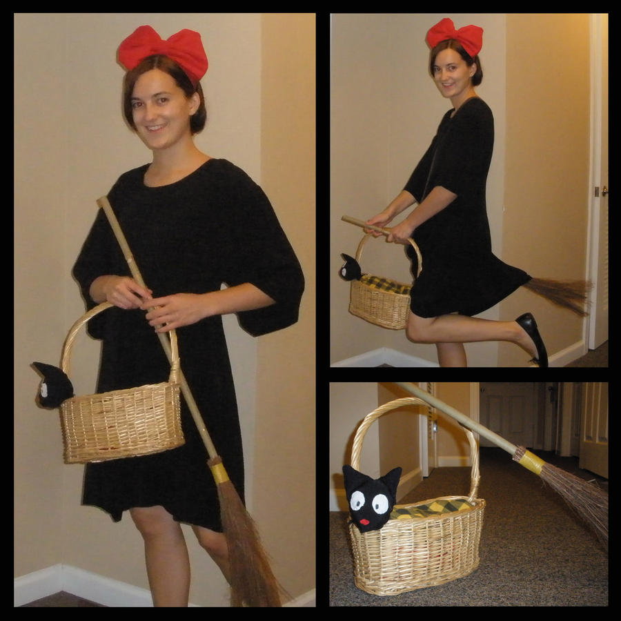 Quick Cosplay: Kiki by Durnesque