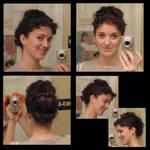 Earnest Hair: Gwendolyn
