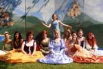Princess Tea Party Cast 2011