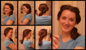 Belle's Day Hair by Durnesque