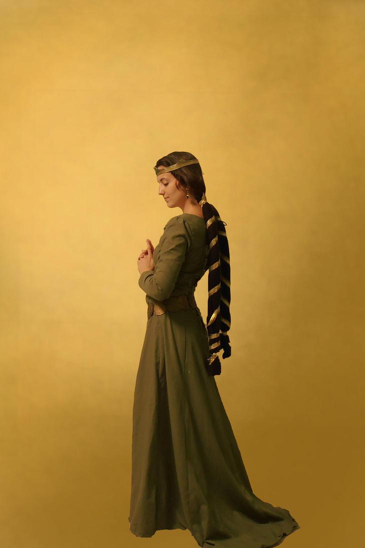 Queen Elinor: A Princess ... by Durnesque