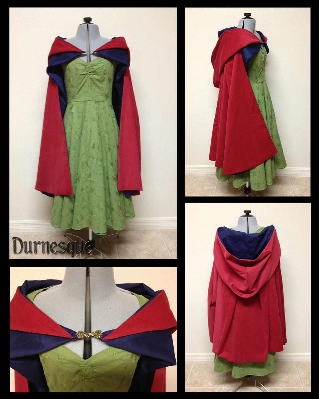 Royal Guard Cloak by Durnesque