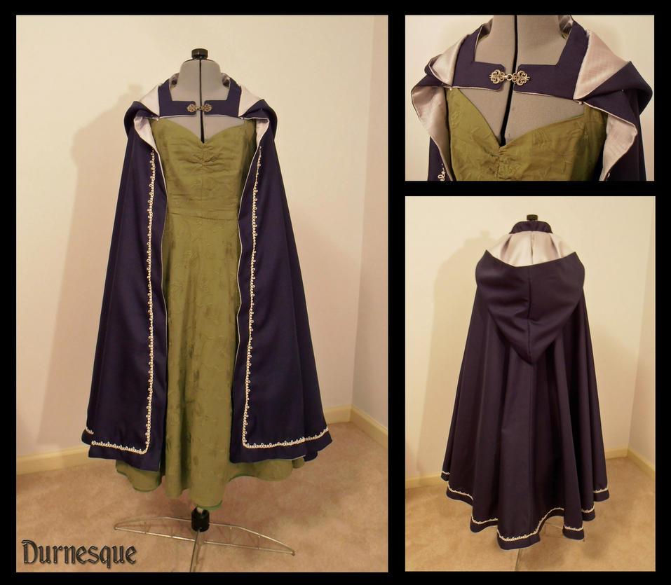 Quicksilver Guard Cloak by Durnesque