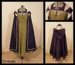 Quicksilver Guard Cloak