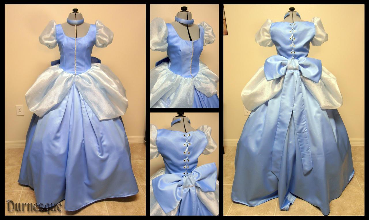 Cinderella's Ballgown 2 by Durnesque