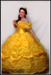 Tale as Old as Time: Belle's Ballgown