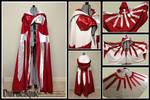 Sword Emblazoned Reversible Cloak