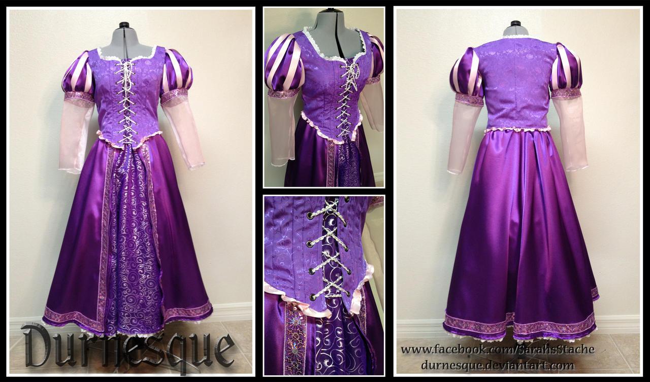 Купить Платье Рапунцель