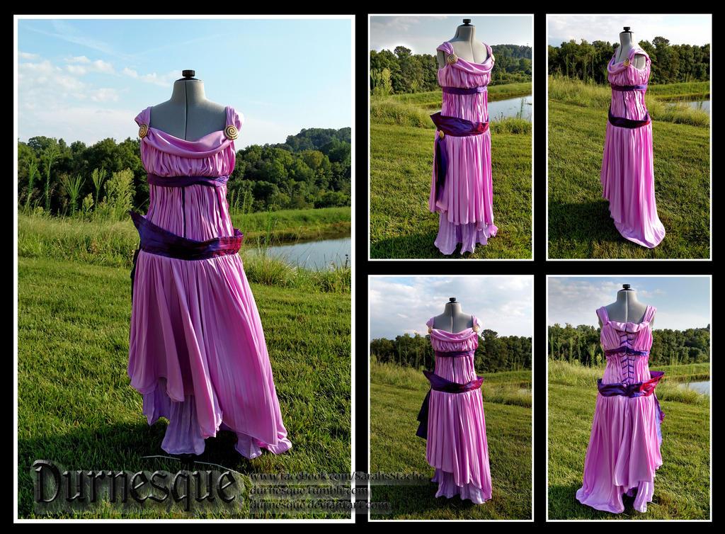 Megara Dress by Durnesque