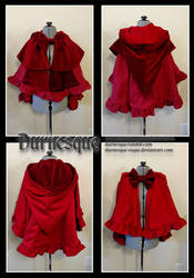 Little Red Riding Capelette