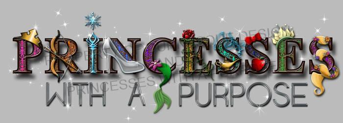 Logo for Princesses with a Purpose