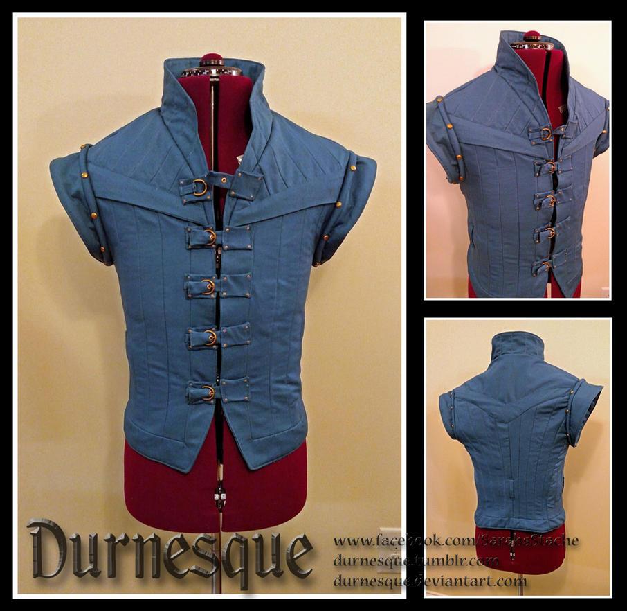 Flynn Rider Vest by Durnesque