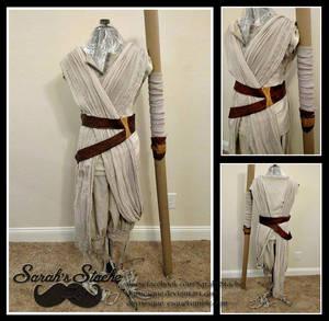 Rey Costume - Star Wars