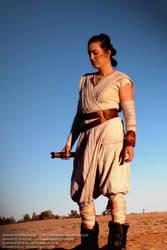 The Force Awakens - Rey