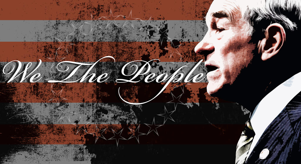 Ron Paul by colorblend