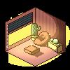 Pixel-Cacti Room by HotCherry1