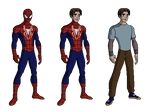 Spider-Man and Peter Parker