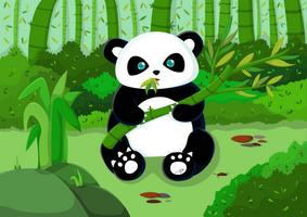 Panda by ZaryaKiqo