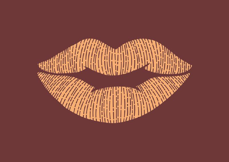 Line Art Lips : Zaryakiqo zarya kiqo deviantart