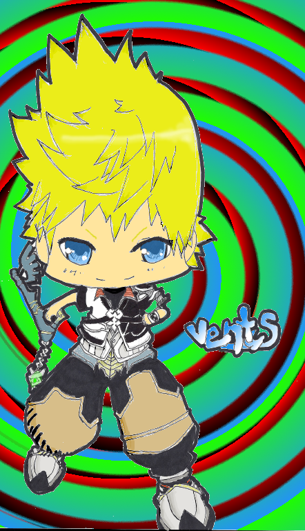 Ventus -colored+revised- by RisingStarBlade
