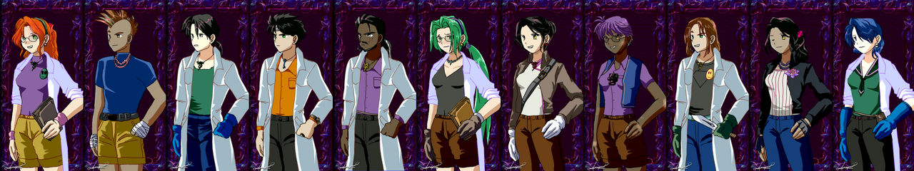 Meet the Science Team