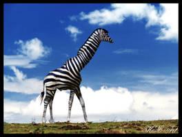 Zebraffe by drherbey