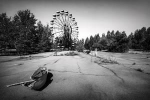 Pripyat - 'Lunapark' by PoulN