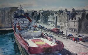 Port of Aberdeen 05 by lukuluku666