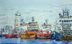 Port of Aberdeen 06