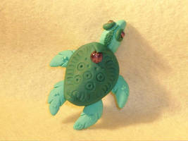 Little Green by Dragonfeelers
