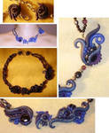 Velvet Skies - necklace