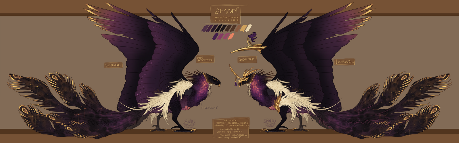 Amon Basic Reference by AriiKnave