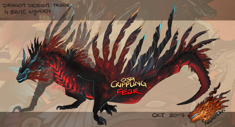 059 Crippling Fear by Arukanoda