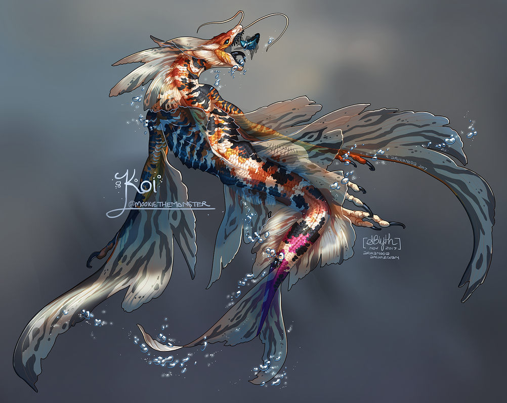 Cm koi by arukanoda on deviantart for Koi 5 muhavare