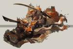 CM Dauntless [Mauti] by Arukanoda