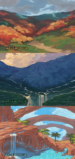 [G] The Three Lands