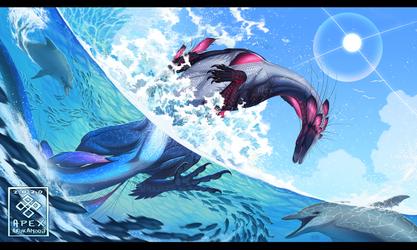 [CM] Aquatic Elation by Arukanoda