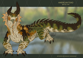 [A3] American Toad
